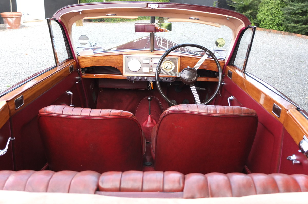 1951 Riley RMD For Sale (picture 4 of 6)