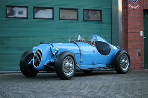 1930 Riley Brooklands