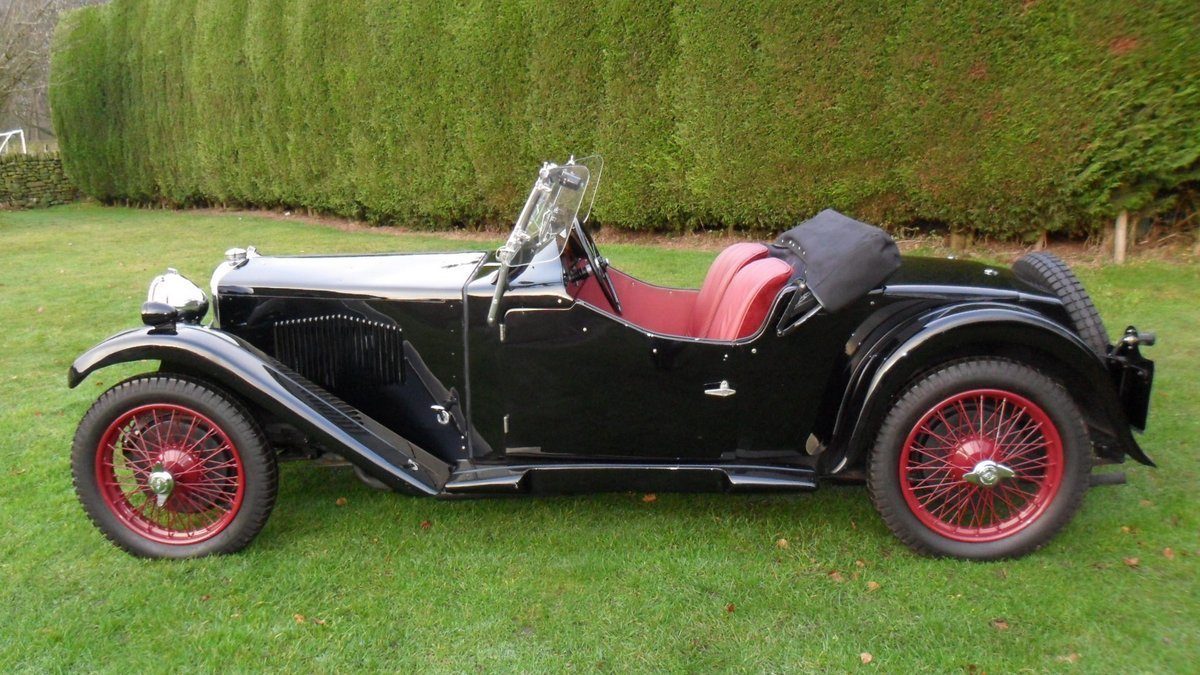 1932 Riley Nine Gamecock 2 seat Sports Tourer Reserved SOLD (picture 4 of 14)