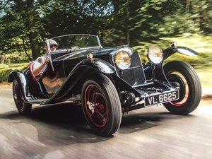 1935 Riley 12/4 Sports Special Zagato style For Sale