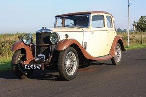 Riley 12/6 Mentone 1934 6 Cyl engine ! For Sale