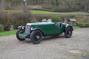 1934 Riley 9 Sports Special