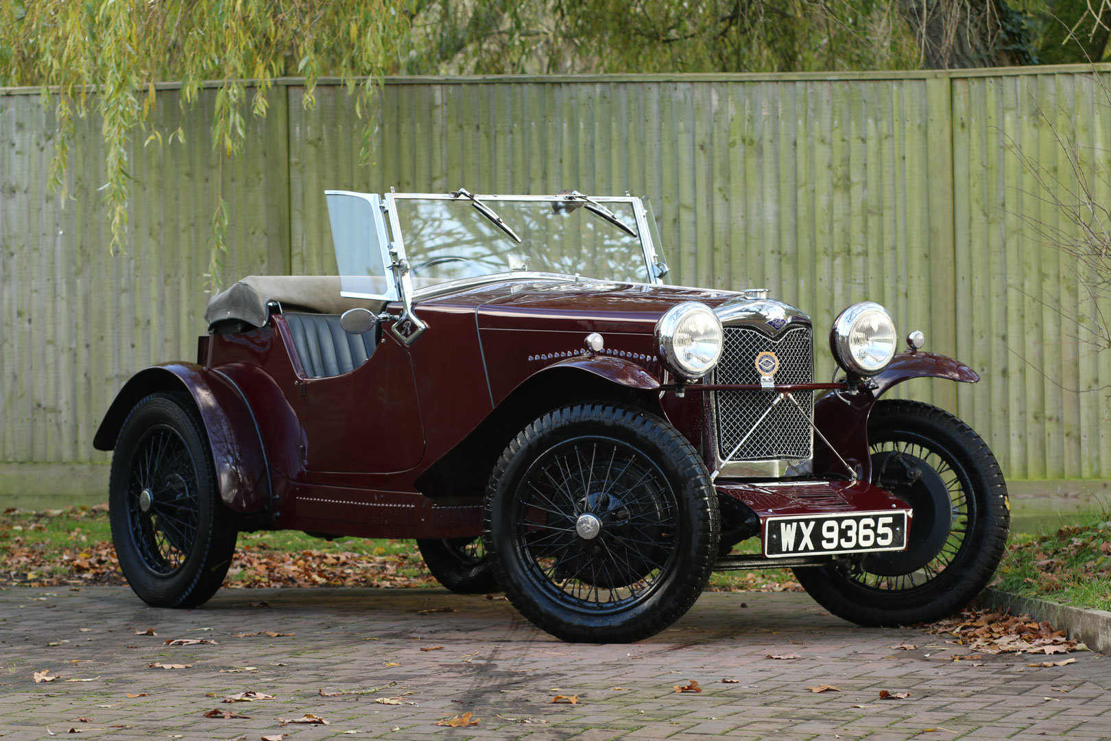 1931 Riley 9 Sports Special SOLD (picture 1 of 6)