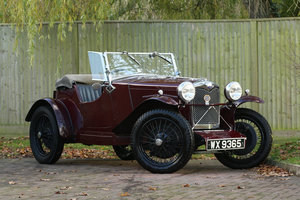 1931 Riley 9 Sports Special