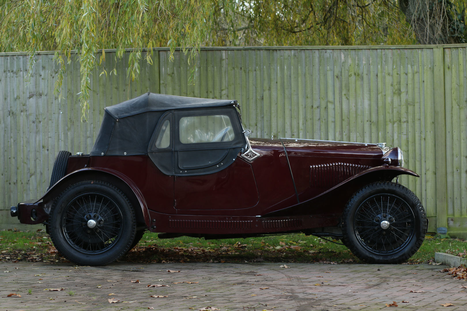 1931 Riley 9 Sports Special SOLD (picture 2 of 6)