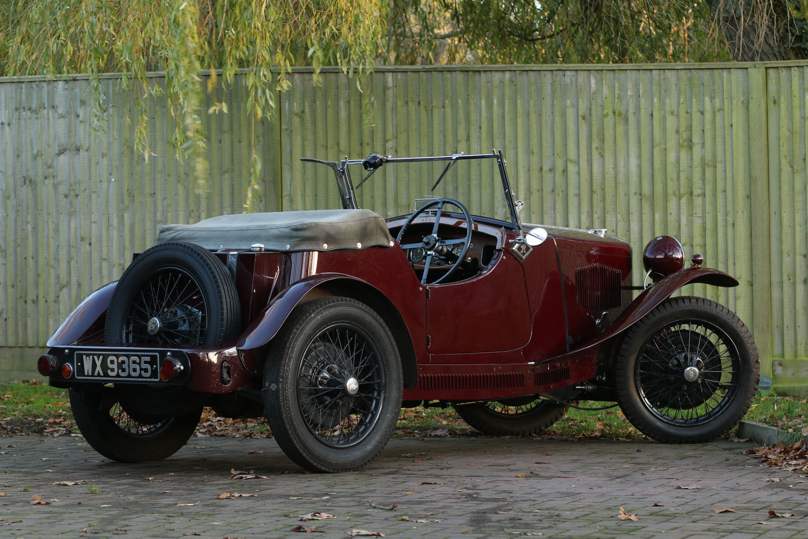 1931 Riley 9 Sports Special SOLD (picture 3 of 6)