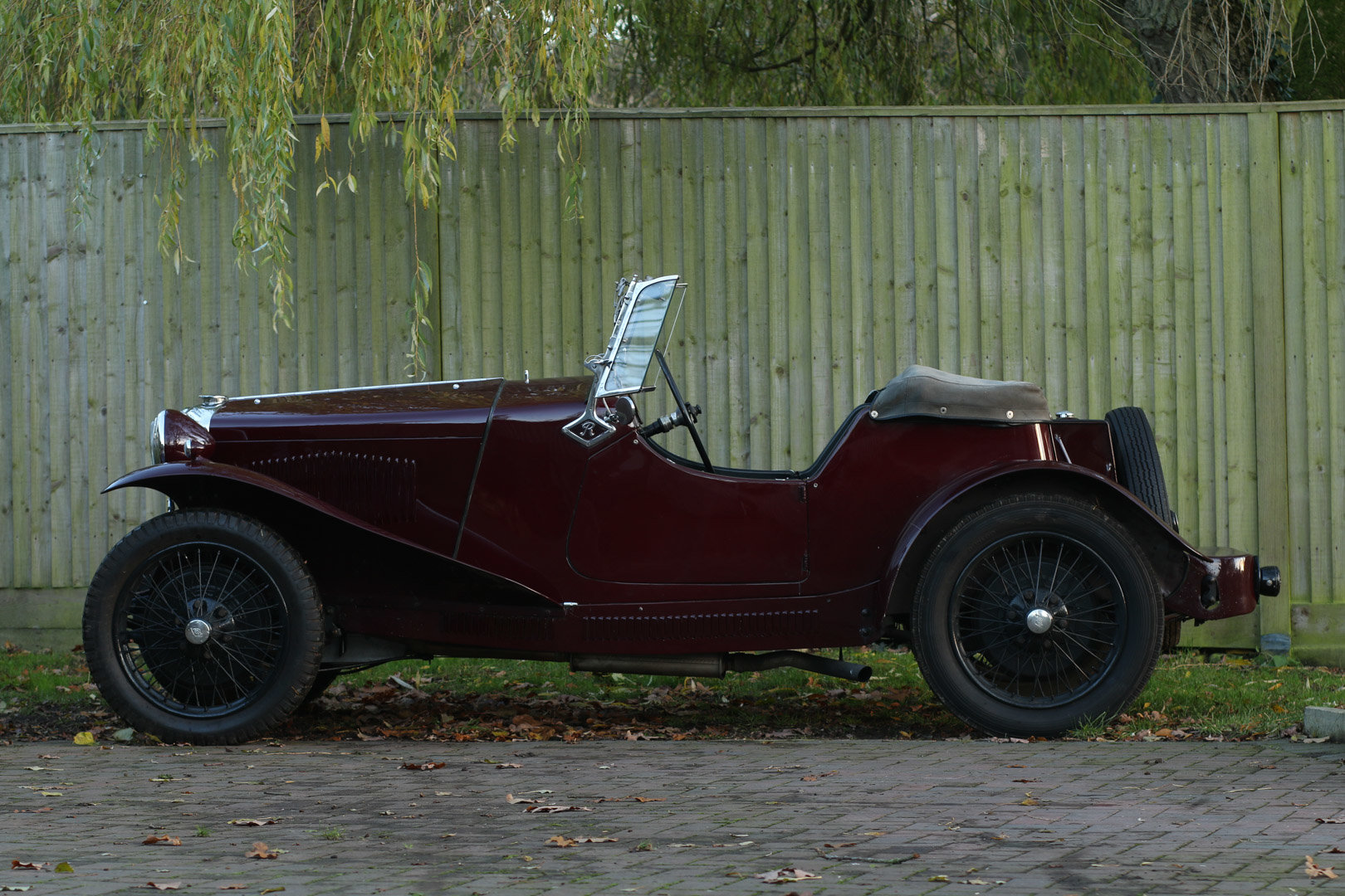 1931 Riley 9 Sports Special SOLD (picture 4 of 6)