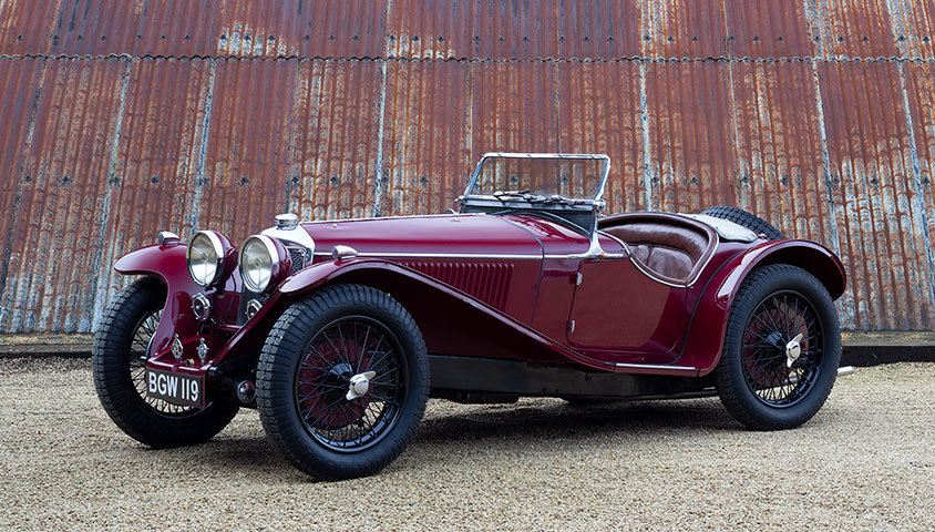 1934 Riley 9 IMP For Sale (picture 1 of 6)