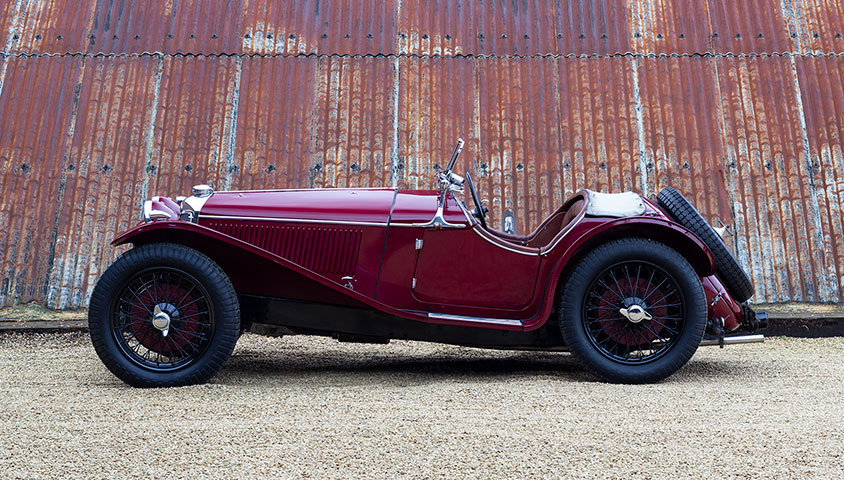 1934 Riley 9 IMP For Sale (picture 2 of 6)