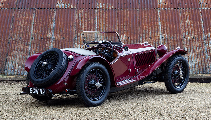 1934 Riley 9 IMP For Sale (picture 3 of 6)