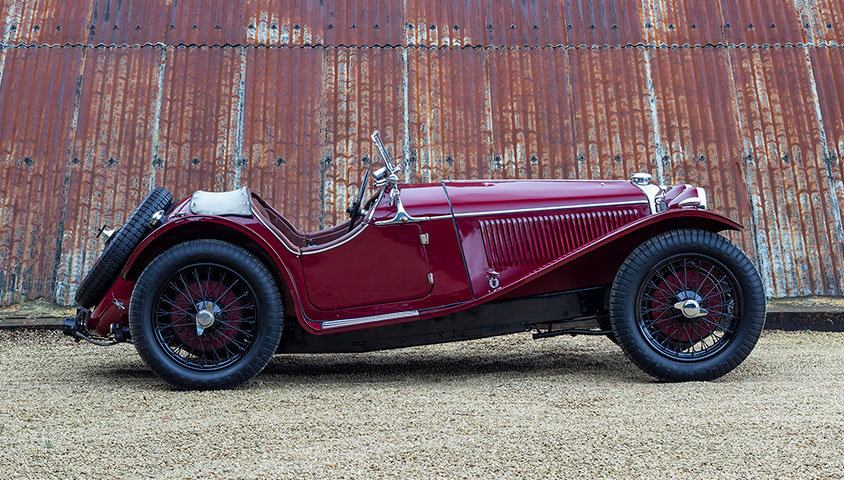 1934 Riley 9 IMP For Sale (picture 4 of 6)