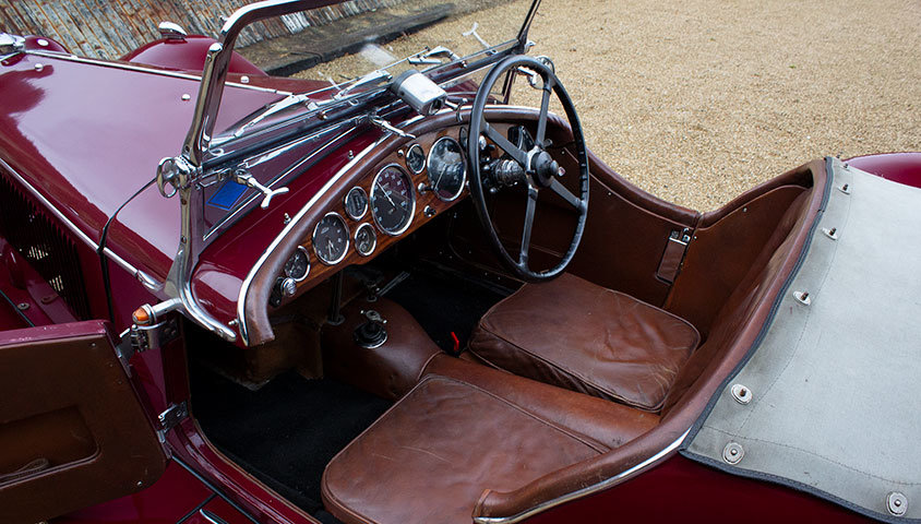 1934 Riley 9 IMP For Sale (picture 5 of 6)