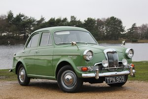 1961 Riley One-Point-Five saloon For Sale