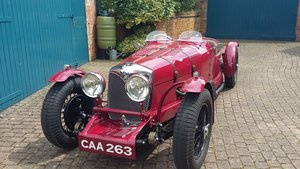 1937 Riley 'Big 4' 2.5l Special For Sale