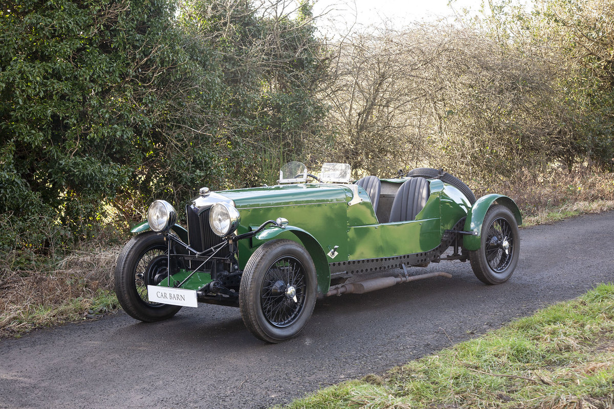 Very Rare 1939 Riley Special   For Sale (picture 1 of 6)