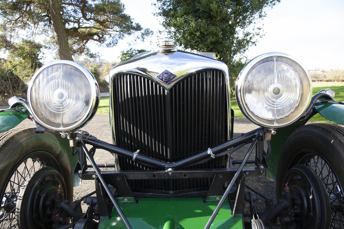Very Rare 1939 Riley Special   For Sale (picture 4 of 6)