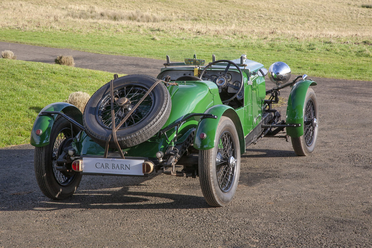 Very Rare 1939 Riley Special   For Sale (picture 6 of 6)