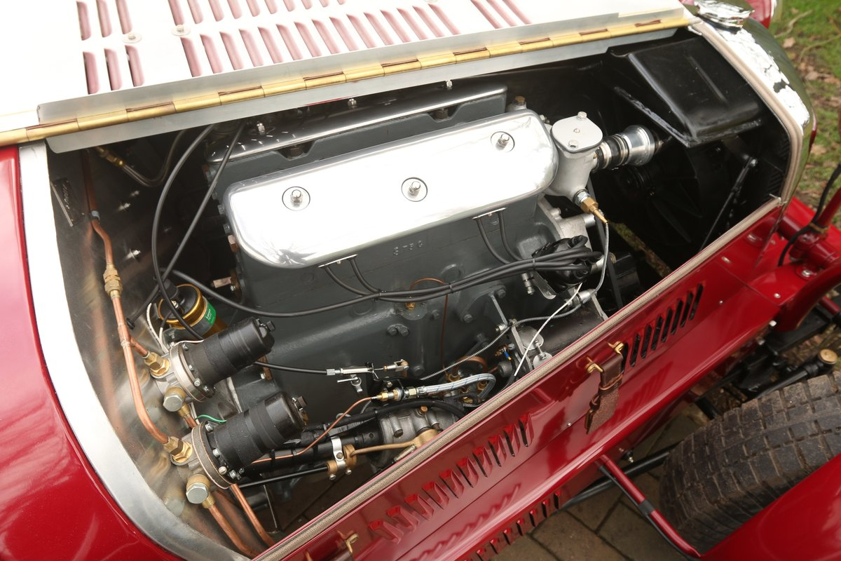 1937 Riley 'Big 4' 2.5l Special For Sale (picture 5 of 6)
