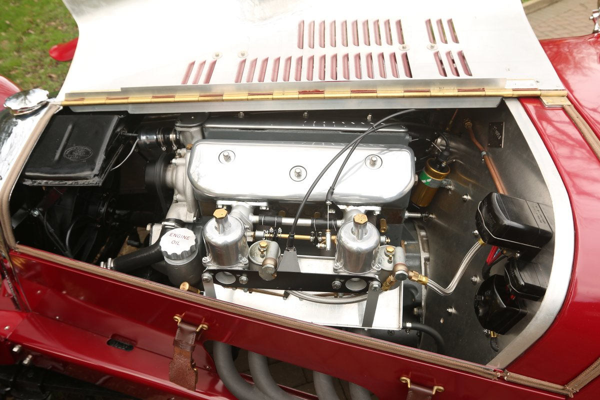 1937 Riley 'Big 4' 2.5l Special For Sale (picture 6 of 6)