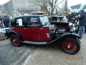 Monaco Classic Riley cars
