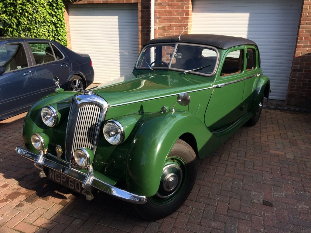 1952 Riley RMF 2.5 For Sale (picture 1 of 6)