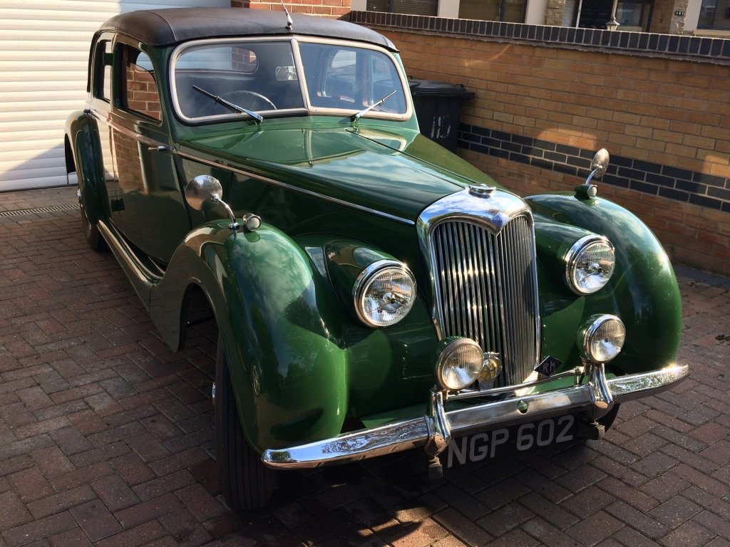 1952 Riley RMF 2.5 For Sale (picture 2 of 6)