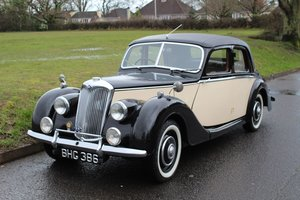 Riley RME 1953 - To be auctioned 26-06-20