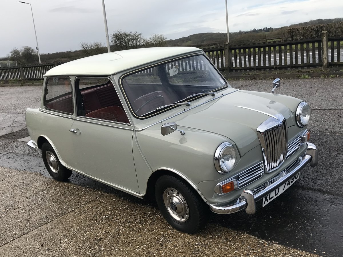 1968 Riley Elf 998cc  For Sale (picture 1 of 6)
