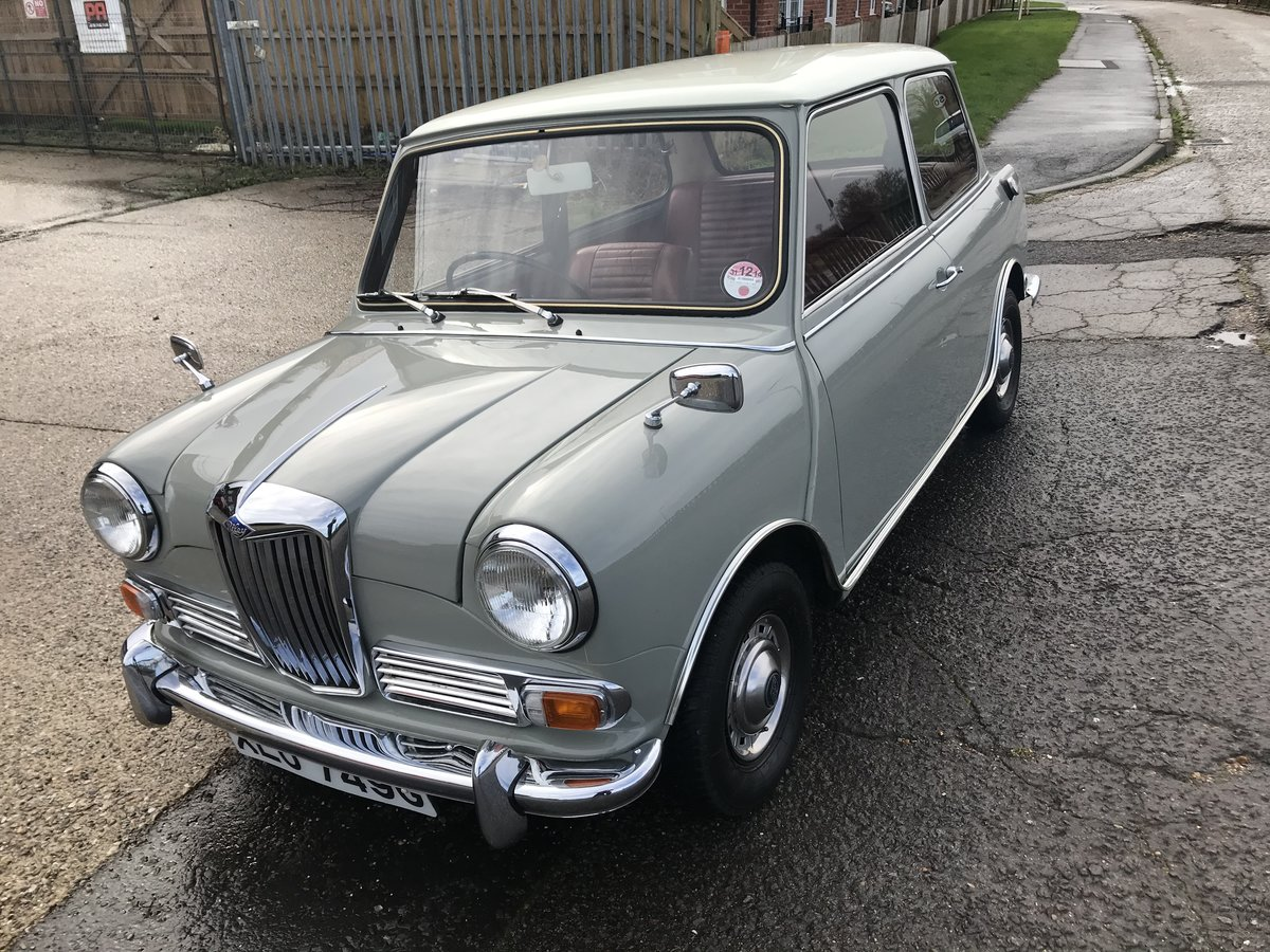 1968 Riley Elf 998cc  For Sale (picture 2 of 6)