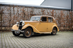 1936 Riley 12/4 Falcon