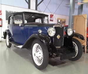 1931 Riley Nine Monaco Ultra Plus