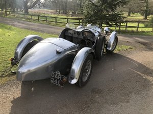 1938 Riley 16/4 Special with impressive specification