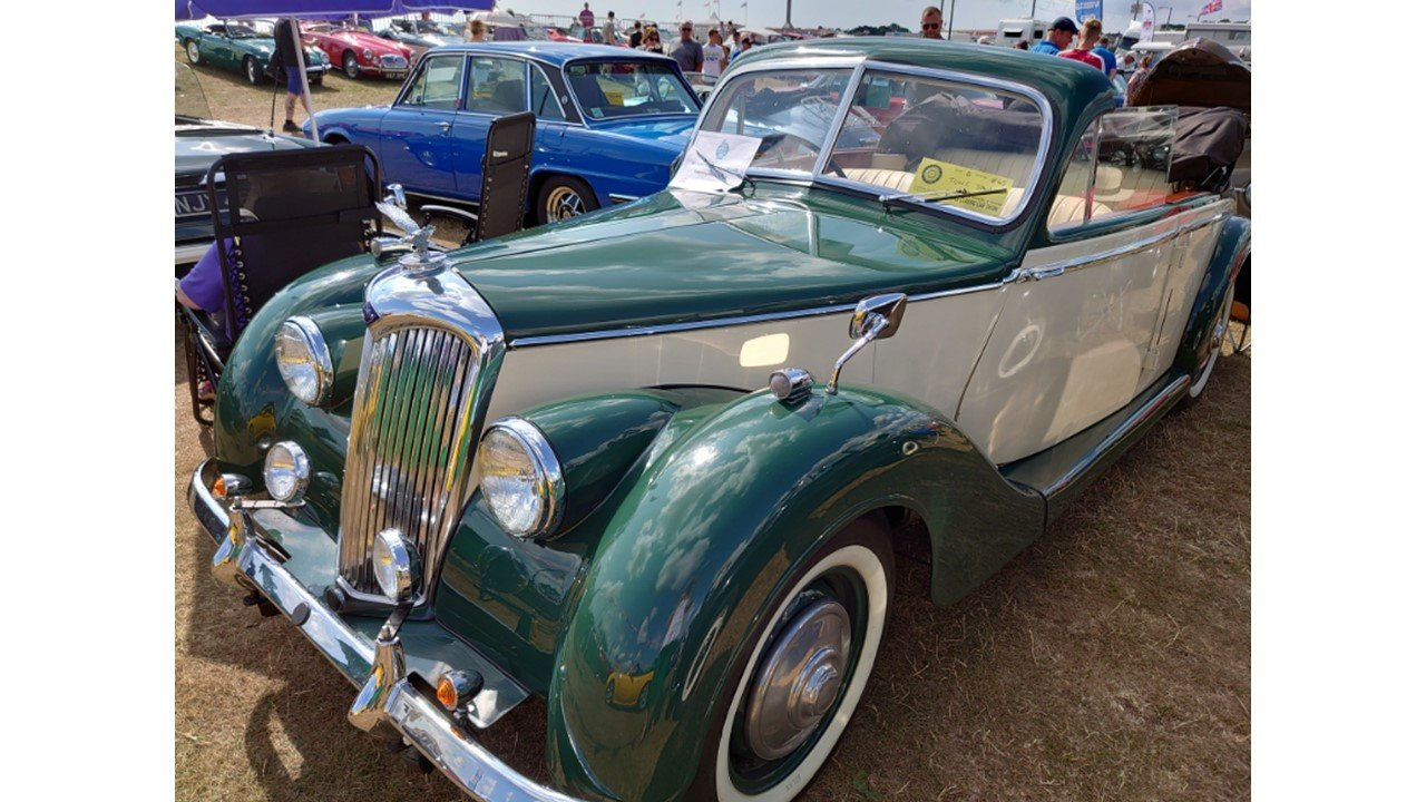 1947 A beautiful Riley RMA DH For Sale (picture 1 of 6)