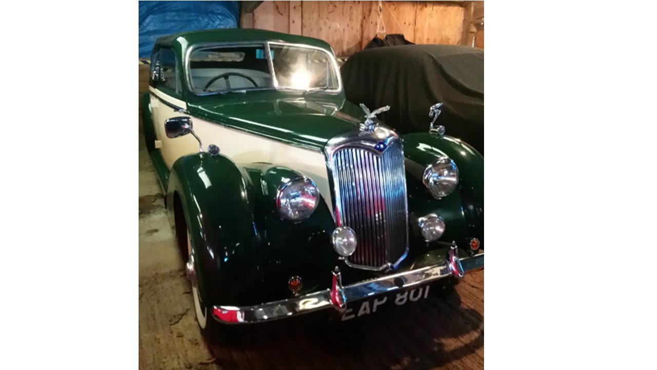 1947 A beautiful Riley RMA DH For Sale (picture 4 of 6)