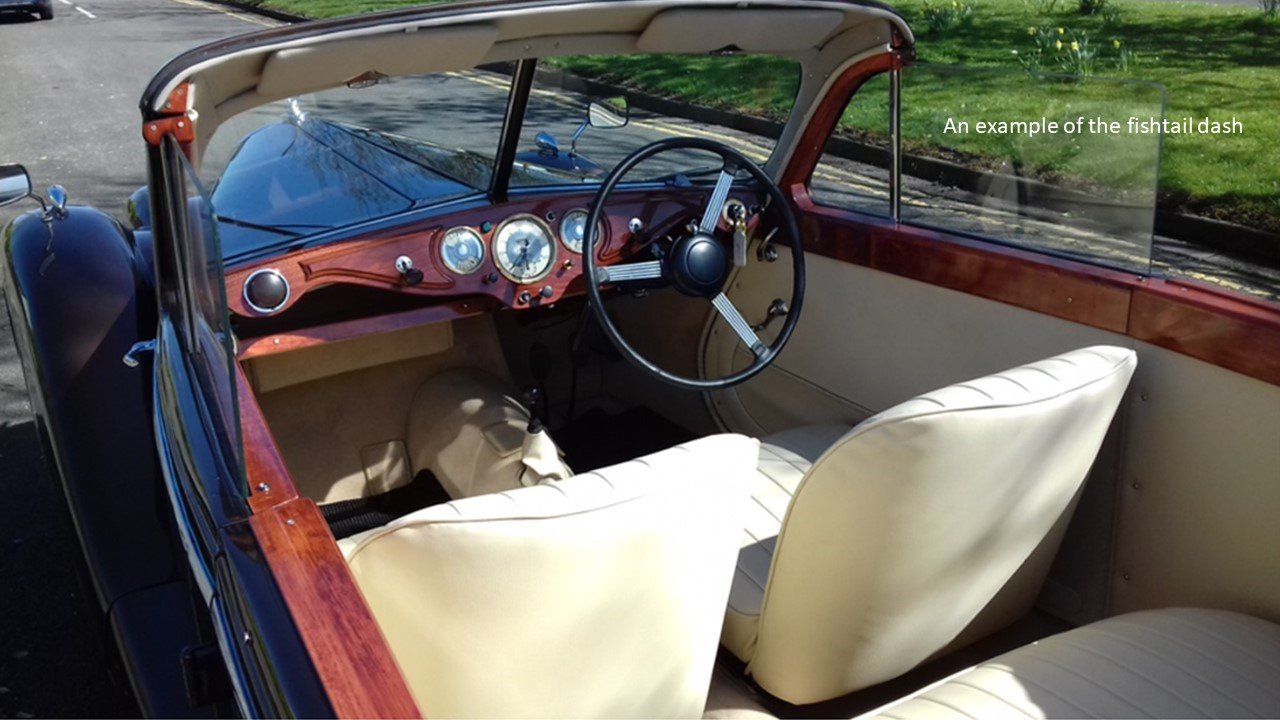 1947 A beautiful Riley RMA DH For Sale (picture 6 of 6)