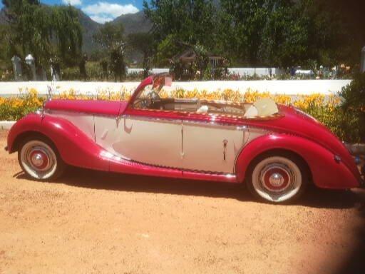Picture of 1947 Riley RMB Cabriolet For Sale