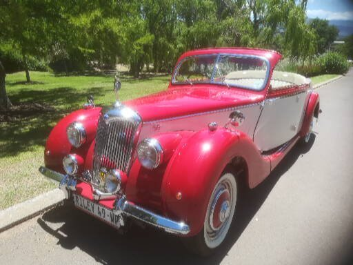 1947 Riley RMB Cabriolet For Sale (picture 2 of 6)