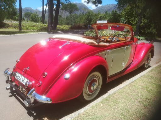 1947 Riley RMB Cabriolet For Sale (picture 3 of 6)