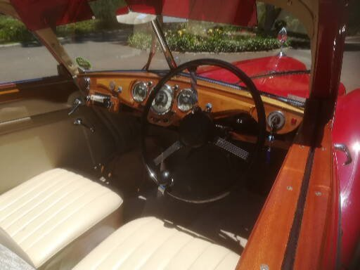 1947 Riley RMB Cabriolet For Sale (picture 4 of 6)