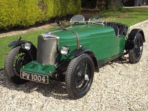 1934 Riley 9HP Sports Special - NOW SOLD - SIMILAR CARS WANTED Wanted