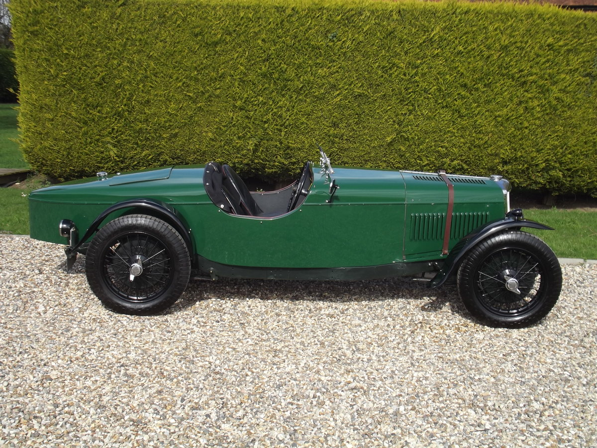 1934 Riley 9HP Sports Special - NOW SOLD - SIMILAR CARS WANTED Wanted (picture 2 of 6)