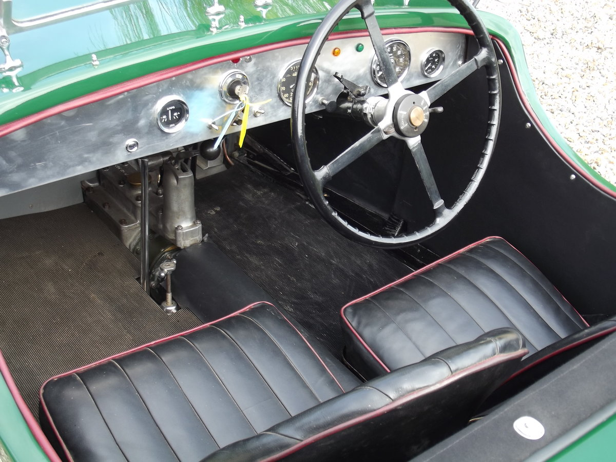 1934 Riley 9HP Sports Special - NOW SOLD - SIMILAR CARS WANTED (picture 3 of 6)