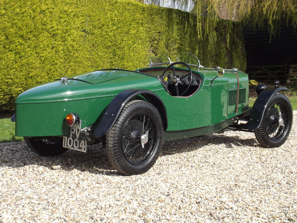 1934 Riley 9HP Sports Special - NOW SOLD - SIMILAR CARS WANTED (picture 5 of 6)