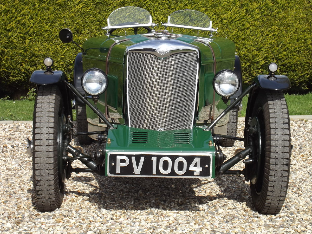 1934 Riley 9HP Sports Special - NOW SOLD - SIMILAR CARS WANTED (picture 6 of 6)