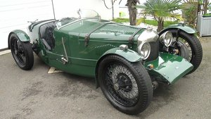 1930 RILEY BROOKLANDS SPECIAL