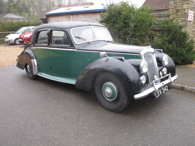 1954 Riley Rme 1.5 Litre (Free Delivery within 150 Miles) SOLD (picture 1 of 6)