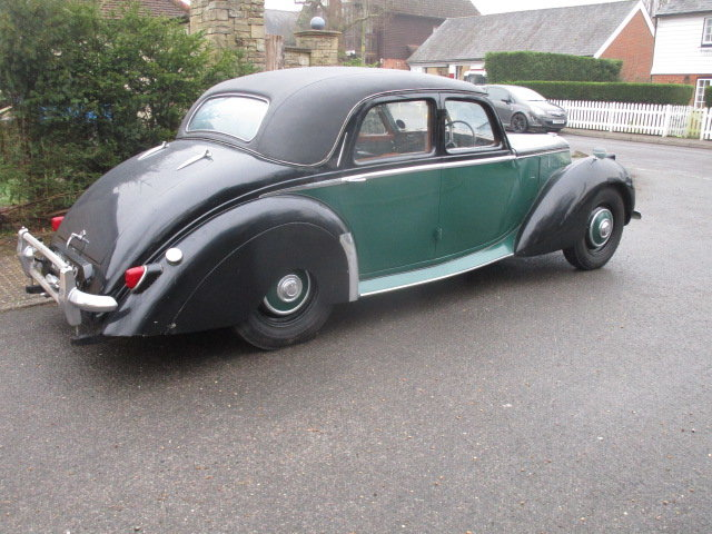 1954 Riley Rme 1.5 Litre (Free Delivery within 150 Miles) SOLD (picture 2 of 6)