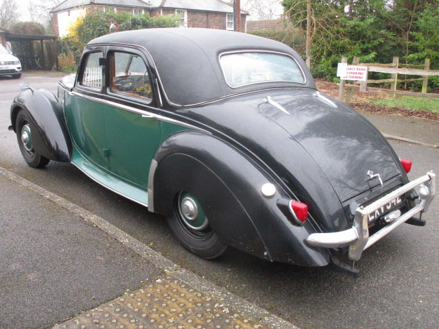 1954 Riley Rme 1.5 Litre (Free Delivery within 150 Miles) SOLD (picture 3 of 6)