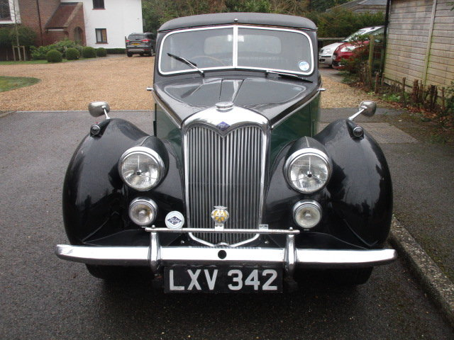 1954 Riley Rme 1.5 Litre (Free Delivery within 150 Miles) SOLD (picture 4 of 6)