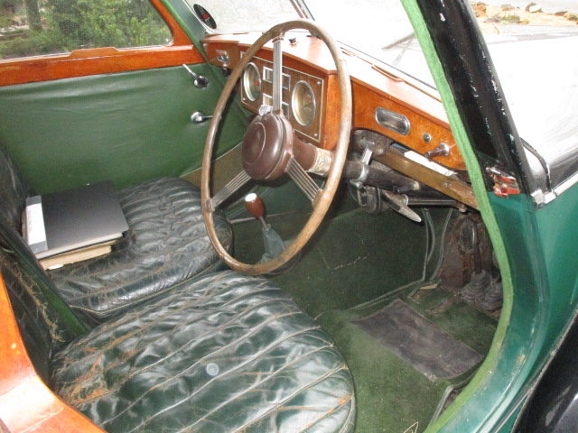 1954 Riley Rme 1.5 Litre (Free Delivery within 150 Miles) SOLD (picture 5 of 6)
